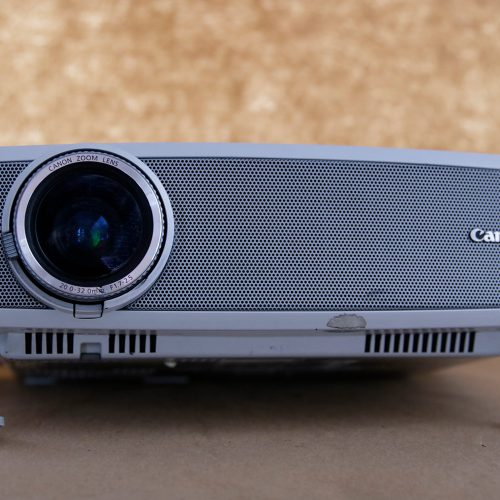 Proyector Canon $7,800