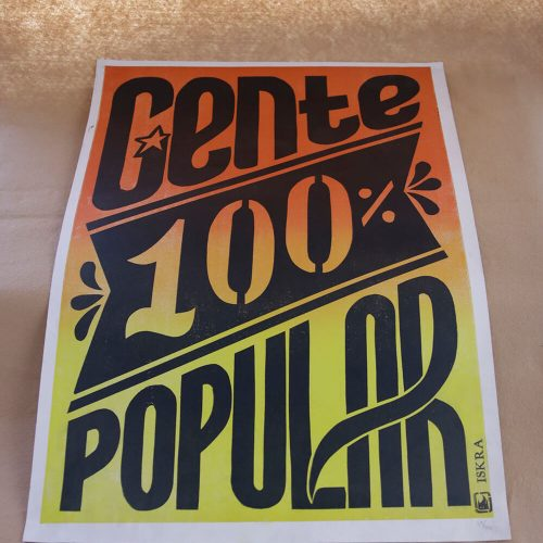 Poster $200